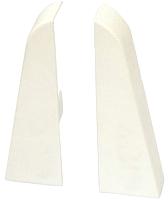 Заглушка для плинтуса Rico Royal 210 Белый -