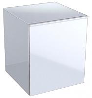 Тумба для ванной Keramag Acanto 500.618.01.2 (белый глянцевый/белое стекло) -