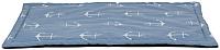 Подстилка для животных Trixie Anchor 37067 (светло-голубой) -