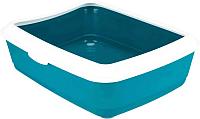 Туалет-лоток Trixie Classic 40316 (зеленый/белый) -