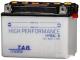 Мотоаккумулятор TAB YB4L-B / 177515 (4 А/ч) -