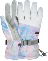 Перчатки лыжные Prime Snowboards Fun-F2 Gloves / 0002439 (S, белый) -
