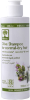 Шампунь для волос BIOselect Olive Shampoo for Normal-Fly Hair (200мл) -