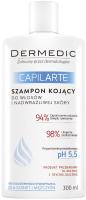 Шампунь для волос Dermedic Capilarte Успокаивающий Для сверхчувствительной кожи головы (300мл) -