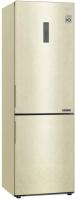Холодильник с морозильником LG DoorCooling+ GA-B459CEWL -