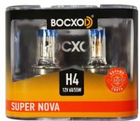 Комплект автомобильных ламп BOCXOD H4 / 80614CSN2BOX (2шт) -