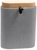 Дозатор жидкого мыла Ridder Sassy Grey 2238507 -
