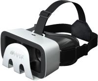 Шлем виртуальной реальности HIPER VR VRR (черный) -