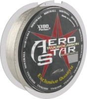 Леска монофильная Mistrall Aero Star Fluorocarbon 0.14мм 150м / ZM-3310014 -