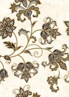 Декоративная плитка Березакерамика Лючия светло-бежевый (250x350) -