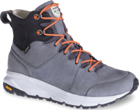 Трекинговые кроссовки Dolomite M's Braies GTX Gunmeta / 278542-1076 (р-р 10, серый) -