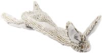 Игрушка для собак Beeztees Плюшевый кролик / 619636 (бежевый) -
