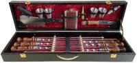 Набор для гриля Grand Metall Invest Аристократ (17пр) -