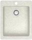 Мойка кухонная Elmar M-05M (белый гранит Q15) -