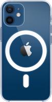Чехол-накладка Apple Clear Case with MagSafe для iPhone 12 mini / MHLL3 -