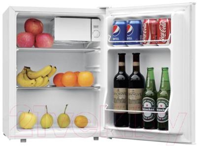 Холодильник с морозильником BBK RF-068