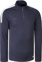 Лонгслив спортивный 2K Sport Swift / 121150 (M, темно-синий/белый) -