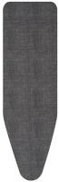 Чехол для гладильной доски Brabantia B / 130885 (черный деним) -