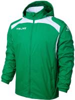 Ветровка Kelme Windproof rain Jacket / K15S605-1-300 (S, зеленый) -