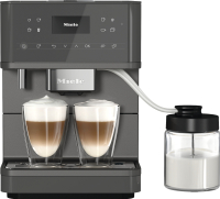 Кофемашина Miele CM 6560 GRPF (серый графит) -