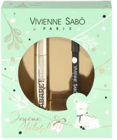Набор декоративной косметики Vivienne Sabo Тушь Cabaret premiere тон 01+Карандаш д/глаз Merci 301 -