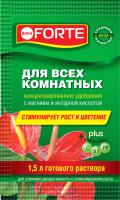 Удобрение Bona Forte Для всех комнатных растений 4630035960558 (10мл) -