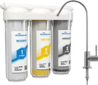 Фильтр питьевой воды Аквабрайт АБФ-Триа-Умягчение -