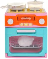 Кухонная плита игрушечная Симбат Для кухни / B1706009 -