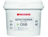 Шпатлевка Neomid Для плит OSB (7кг) -