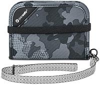 Портмоне Pacsafe Rfidsafe V50 / 10551802 (серый камуфляж) -