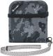 Портмоне Pacsafe Rfidsafe V100 / 10556802 (серый камуфляж) -