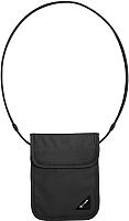 Сумка на шею Pacsafe Coversafe X75 / 10148100 (черный) -