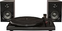 Проигрыватель виниловых пластинок Crosley Entertainment T100 / T100A/D-BK -