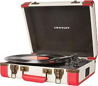 Проигрыватель виниловых пластинок Crosley Executive Deluxe CR6019D-RE -