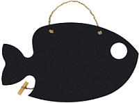 Доска для рисования Grifeldecor Рыбка / BZ172-1B62 -