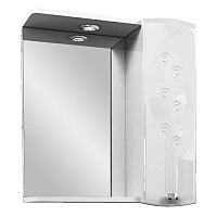 Шкаф с зеркалом для ванной Jika Mio 914021715001 (белый) -