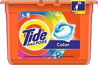 Капсулы для стирки Tide Color (15x24.8г) -