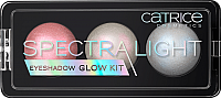 Палетка теней для век Catrice Spectra Light Eyeshadow Glow Kit тон 010 (2г) -