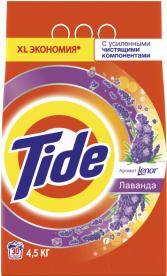 Купить Стиральный порошок Tide, Lenor Лаванда (Автомат, 4.5кг), Россия