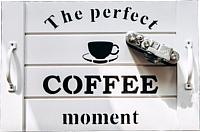 Поднос Grifeldecor Coffee / BZ172-8W26 -