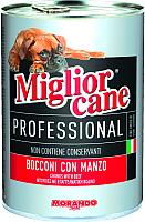Корм для собак Miglior Cane Professional Beef (1.25кг) -
