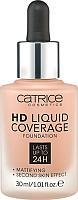 Тональный крем Catrice HD Liquid Coverage тон 040 (30мл) -