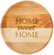 Разделочная доска Grifeldecor Home, sweet Home / BZ181-16C140 -