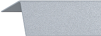 Уголок отделочный Rico Moulding 103 Серый с тиснением (20x20x2700) -