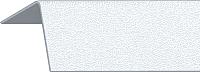 Уголок отделочный Rico Moulding 110 Белый с тиснением (20x20x2700) -