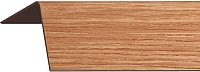 Уголок отделочный Rico Moulding 101 Вишня с тиснением (20x20x2700) -