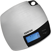 Кухонные весы Centek CT-2463 (стальной) -