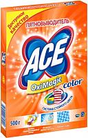 Пятновыводитель Ace Oxi Magic Color (500г) -