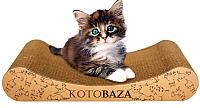 Когтеточка Grifeldecor Kotobaza / BZ189-17C143 -
