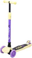 Самокат Ridex Chip (фиолетовый/желтый) -